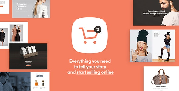 Shopkeeper eCommerce Wordpress Theme