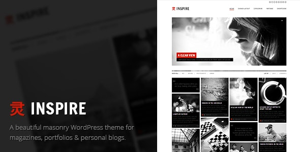 Inspire Multi-purpose Masonry Theme