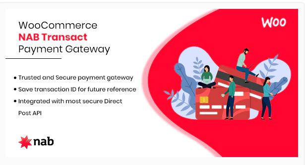 WooCommerce NAB Transact Direct Post