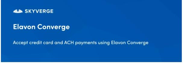 Woocommerce Elavon Payment Gateway