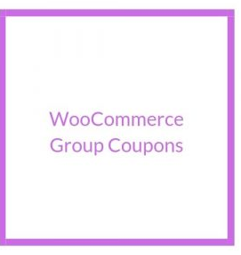 WooCommerce Group Coupons Plugin