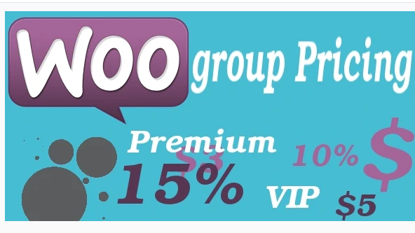 Woocommerce Group Pricing Plugin