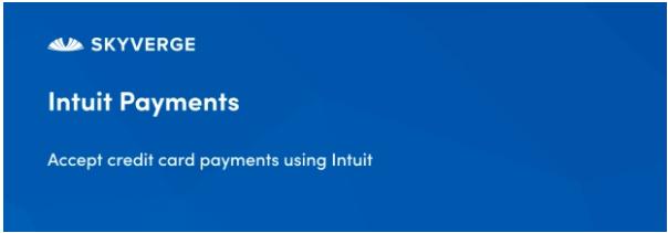 WooCommerce Intuit Payment Gateway