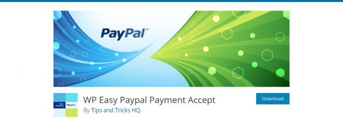 WP Easy Paypal Payment