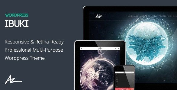 IBUKI CREATIVE MULTIPURPOSE SHOP THEME