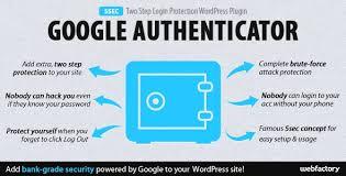 Google Authenticator WordPress