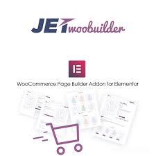 Jet Woo builder wordpress woocommerce plugin
