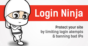 LOGIN NINJA limit login attempts