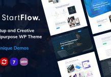 startflow wordpress theme free download