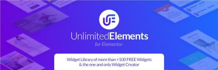 Unlimited Elements for Elementor wordpress