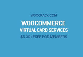 WooCommerce Virtual Card Services Plugin