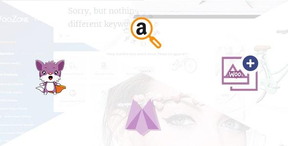 WooZone Amazon Associates Bundle Pack v1.5.0