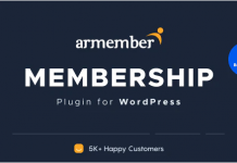 ARMember - WordPress Membership Plugin v4.1