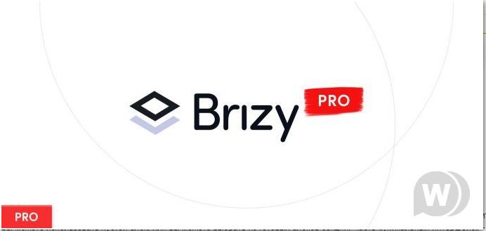 Brizy Pro  - WordPress page builder v2.0.9