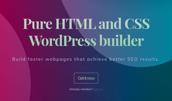 Live Canvas WordPress Bootstrap 4 Page Builder