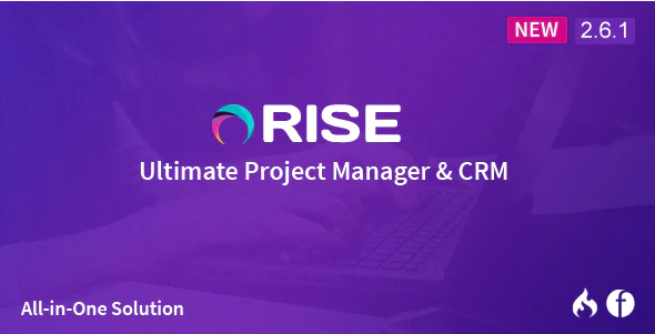 RISE ultimate project manager wordpress plugin