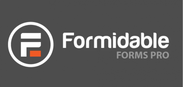 Formidable Forms Pro WordPress Form Builder
