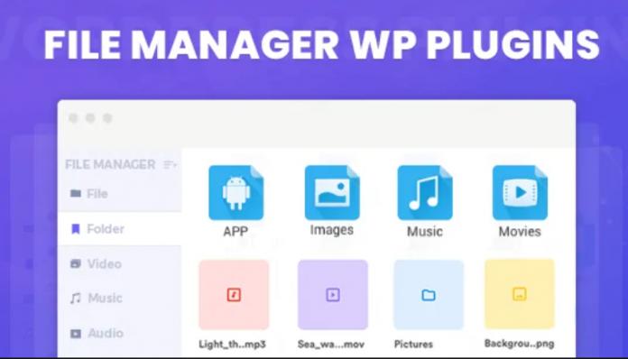 WP File Download plugin WordPress file manager
