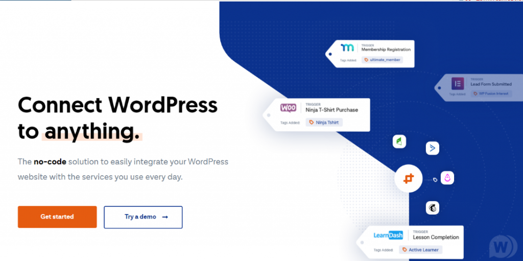 WP Fusion - Connect CRM to WordPress v3.35.7