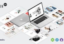 Lusion Multipurpose WordPress Theme