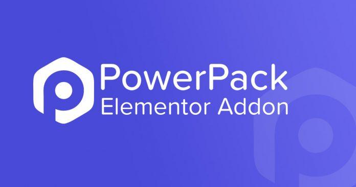 PowerPack Elementor Wordpress Plugin