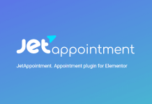 JetAppointment Appointment plugin for Elementor