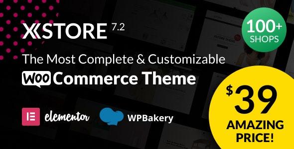 XStore Wordpress WooCommerce Theme
