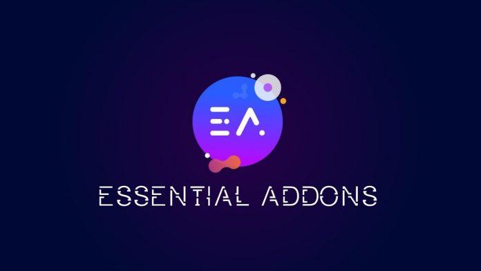 Essential Addon For Elementor